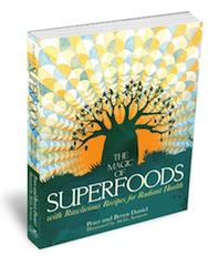 Magic of Superfoods Book (softcover)