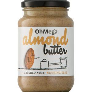 OhMega Almond Butter (Crede Natural Oils)