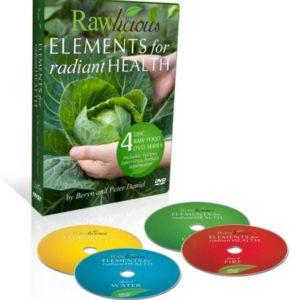 Rawlicious DVD Box set (Superfoods)