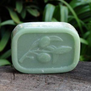 Green Olive Bar Soap (The Victorian Garden)