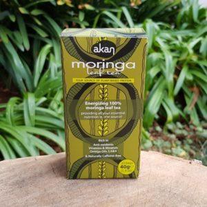 Energizing Moringa Tea, Original (Akan Natural Moringa)