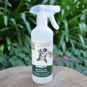 Pet Stain & Odour Removal Spray (Earth Sap)