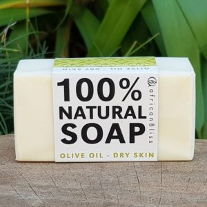 Olive Oil Soap (African Bliss)