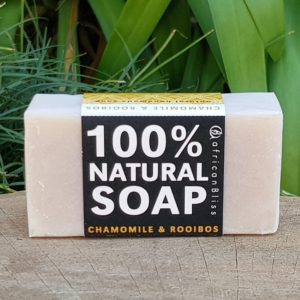 Chamomile & Rooibos Soap (African Bliss)