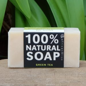 Green Tea Soap (African Bliss)