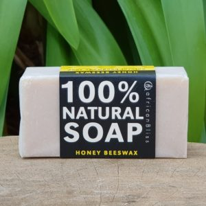 Honey Beeswax Soap (African Bliss)
