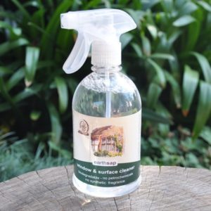 Window & Glass Cleaner Spray (Earth Sap)