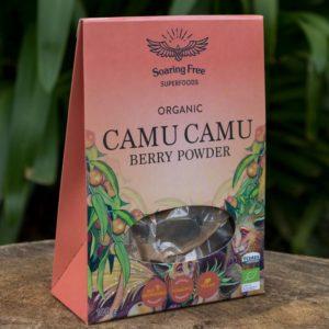 Organic Camu Camu Berry Powder (Soaring Free Superfoods)
