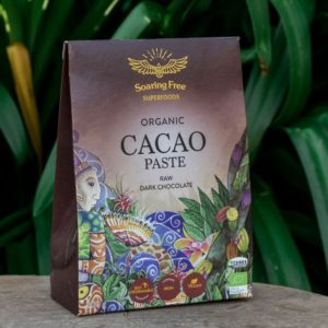Organic Cacao Paste (Soaring Free Superfoods)