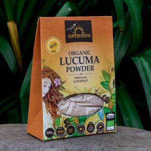 Organic Lucuma Powder (Soaring Free Superfoods)