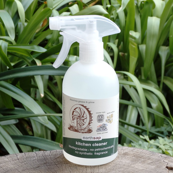 Kitchen Cleaner, spray (Earth Sap)