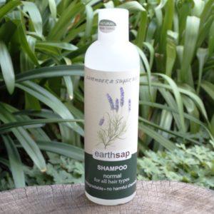 Lavender & Sugar Beet Shampoo (Earth Sap)