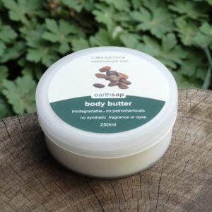 Shea Butter & Macadamia Body Butter (Earth Sap)