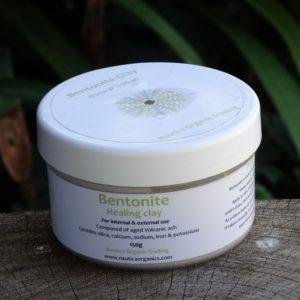Bentonite Healing Clay (Nautica Oils)