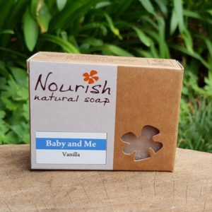 Baby & Me Soap Bar (Nourish)