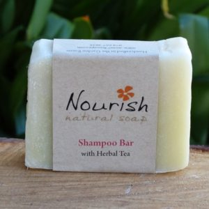Shampoo Bar, Lavender, Tea tree & Rosemary (Nourish)