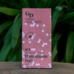 Himalayan Salt Chocolate Slab (Gayleen's Decadence)