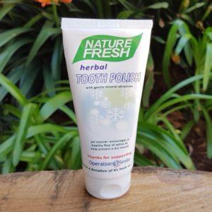 Herbal Tooth Polish (Nature Fresh)