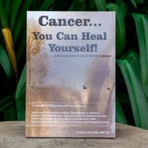Cancer ... You can heal yourself!