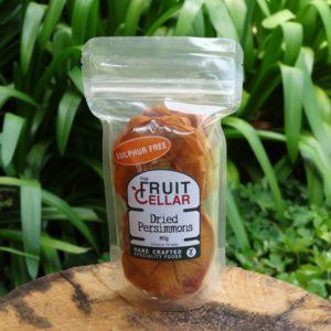 Dried Persimmons (Tierhoek Organic Farm)