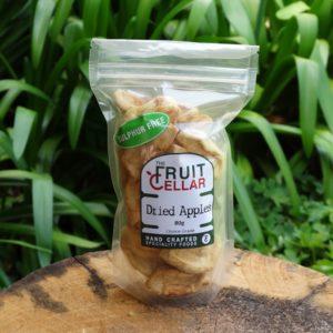 Dried Apples (Tierhoek Organic Farm)