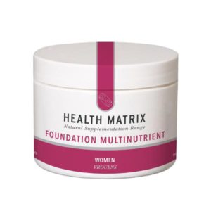 Foundation Multinutrient for Women (Health Matrix)