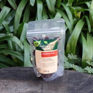 Cranberries (Health Connection)