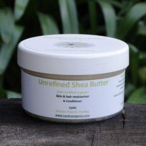Unrefined Shea Butter (Nautica Oils)