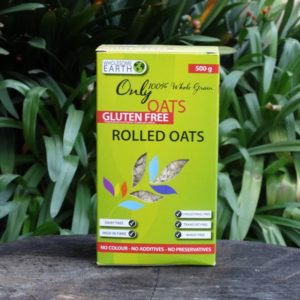 Gluten Free Rolled Oats (Wholesome Earth)