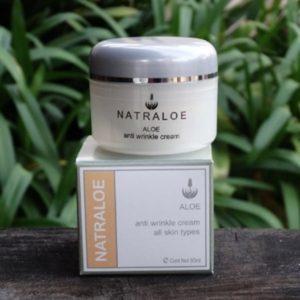 Anti Wrinkle Cream for all skin types (Natraloe)