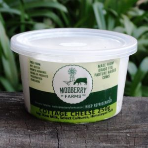 Cottage Cheese, 250g (Mooberry Farms)