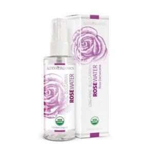 Bulgarian Organic Rose Water (Alteya Organics)