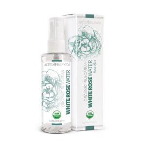 Bulgarian Organic White Rose Water (Alteya Organics)