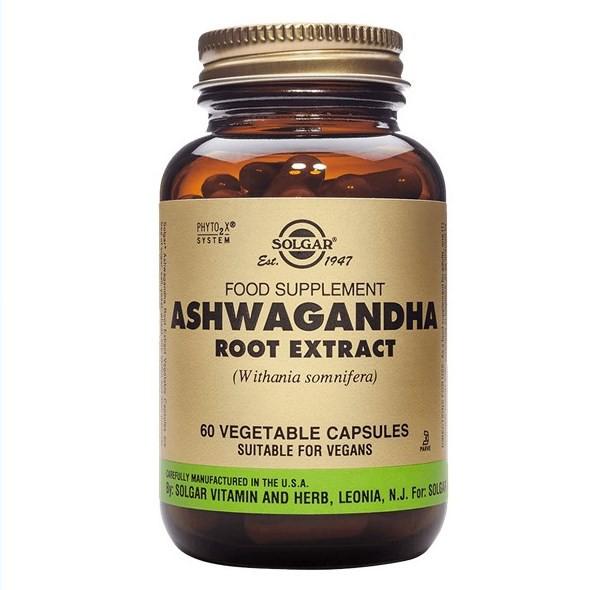 Ashwagandha Root Extract (Solgar)