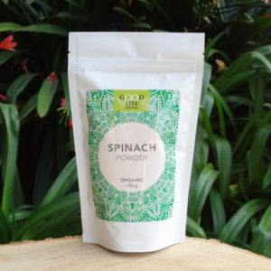 Organic Spinach Powder (Good Life Organic)