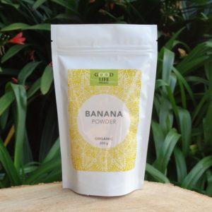 Organic Banana Powder (Good Life)