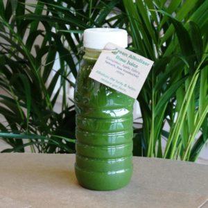 Green Alkalizer Raw Juice