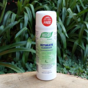 Intimate Cleanser with Probiotics (Nature Fresh)