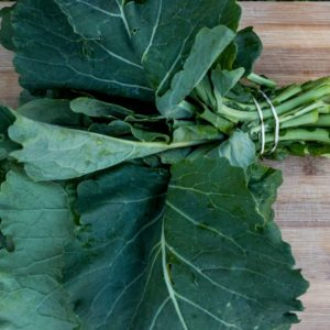 Organic Kale, bunch (Wensleydale Farms)