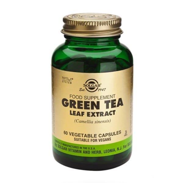 Green Tea Leaf Extract (Solgar)