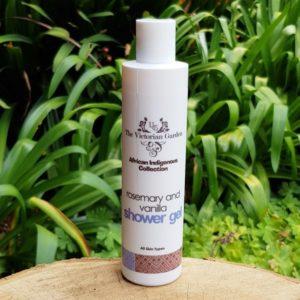 Rosemary & Vanilla Moisturising Shower Gel (The Victorian Garden)