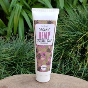 Biobodi Organic Hemp Castille Soap (Absolute Organix)