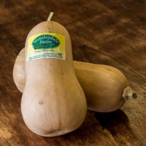 Organic Butternut (Wensleydale Farms)