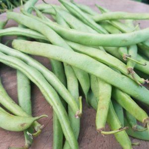 Organic Green Beans, 350g (Wensleydale Farms)