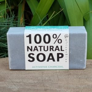 Activated Charcoal Soap (African Bliss)