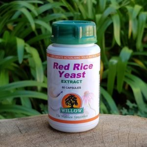 Red Rice Yeast Extract (WIllow)