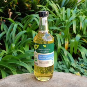 Organic Agave Syrup (Health Connection)