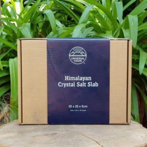 Himalayan Salt Slab - 25x20x5 (Universal Vision Trading)