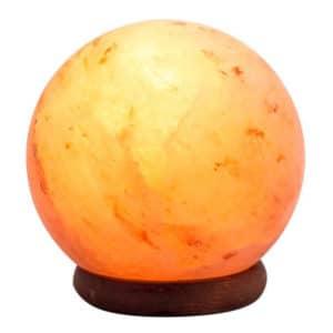 Himalayan Crystal Salt Lamp - Ball (Universal Vision Trading)