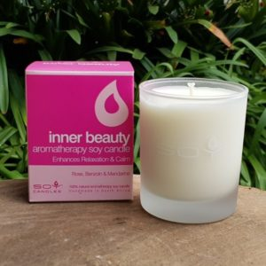 Soy Candle - Inner Beauty (In Time Promotions)